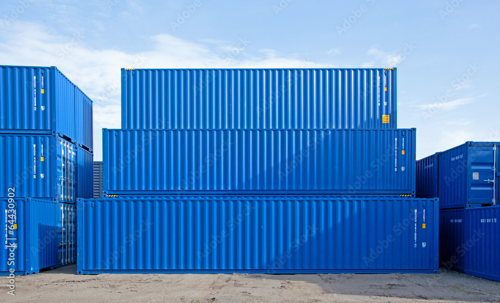 Fototapety, obrazy: Container