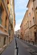 Ruelle d' Aix en Provence