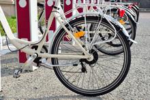 Bike Sharing Genoa Italy