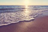 Fototapeta Fototapety z morzem do Twojej sypialni - Sea sunset