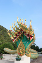 King Of Nagas Green