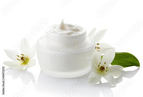 Photo  Cosmetic cream