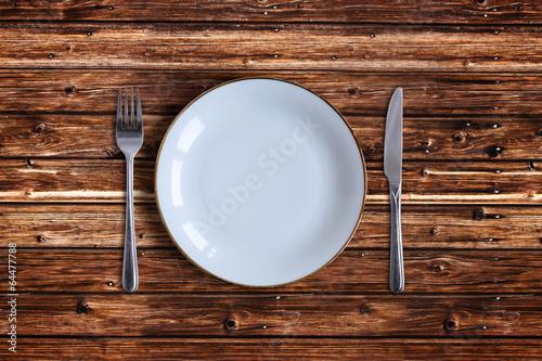 Foto  Empty Plate