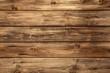 Leinwanddruck Bild - Rustikaler alter Holz Hintergrund - leer.