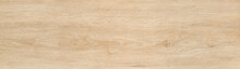 Wood Texture Background, Long Light Plank With Nature Tree Pattern