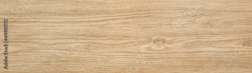 Fototapeta Wood texture background, light long wooden plank or laminate board