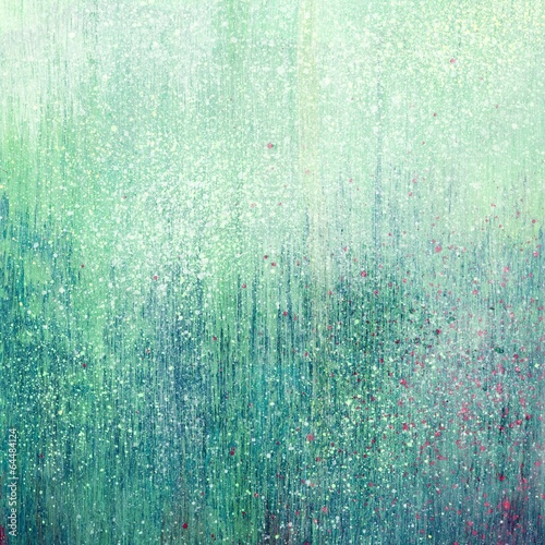 Plakaty turkusowe  grunge-turquoise-acrylic-paint-background-texture-paper
