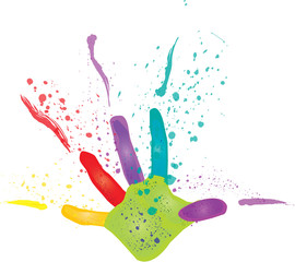 ręka,logo,znak