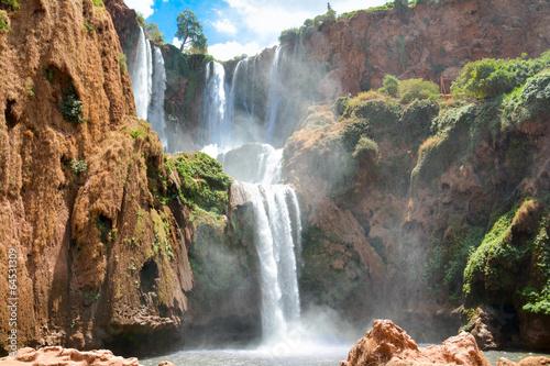 cascades d'ouzoud Fototapeta