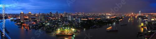 In de dag Bangkok Bangkok