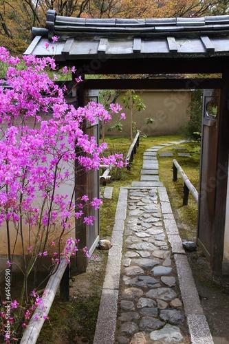 Kyoto, Japan - Daitokuji gardens