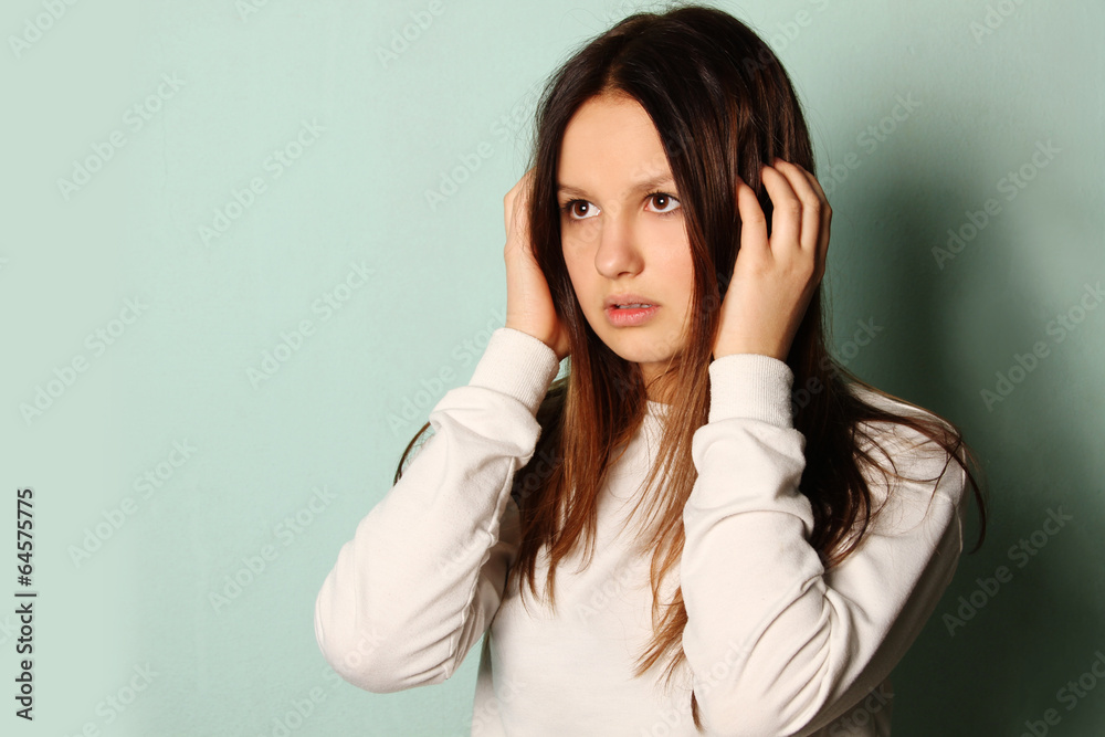 slike teen girl