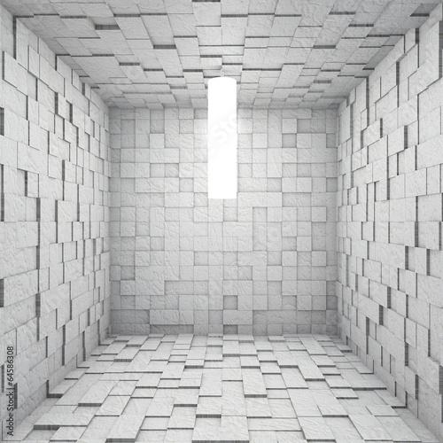 pokoj-cube-3d-render