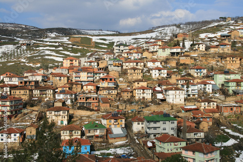 mountains village of Tacir