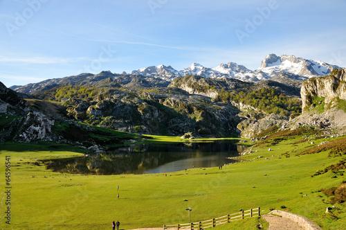 Lago Ercina - Covadonga - Picos de Europa