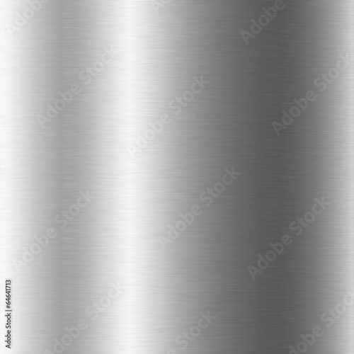 Türaufkleber Metall brushed metal structure