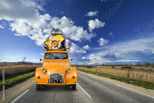 Partir en Vacances, Sur la Route