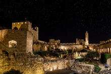 Night In The Old City