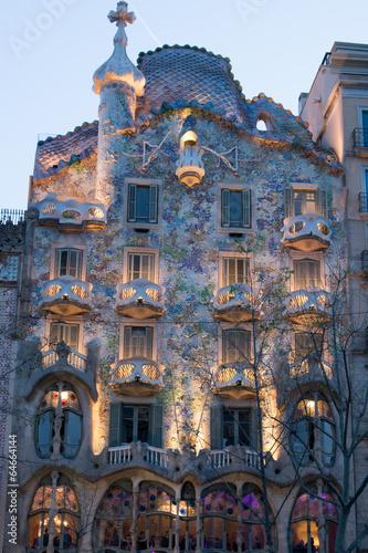 Photo  Casa Batllo, Barcelona