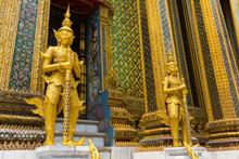 Wat Phra Kaew Or Grand Palace