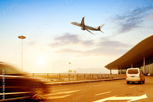 Photo sur Toile Aeroport Airport