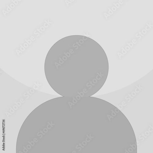 Default profile picture Canvas-taulu