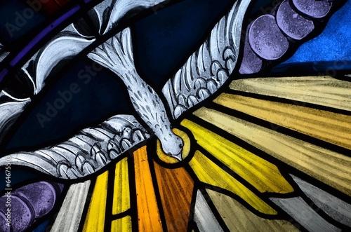fototapeta na lodówkę Zesłanie Ducha Świętego
