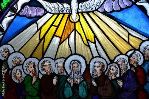 Carta da parati Zesłanie Ducha Świętego