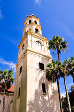 Bell Tower At Flagler College ...