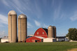 canvas print picture - Modern Family Farm