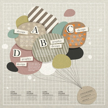 Infographic Vector Elements Wi...