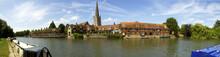 Panorama Of Abingdon England
