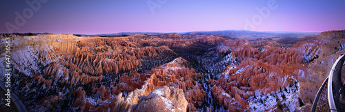Bryce Canyon National Park - Utah, USA