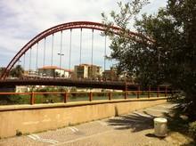 Ponte Rosso Di Albenga