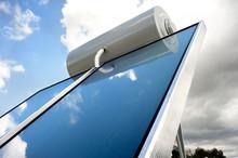 Solar Heater For Green Energy