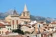 Centre ancien d'Aubagne en Provence