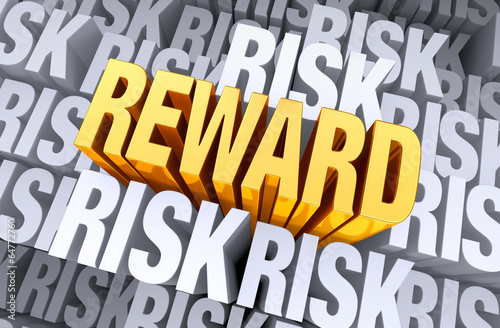 Fotografía  Reward Rises From Risk