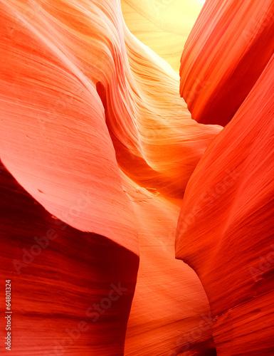 Fotobehang Natuur Park Lower Antelope Canyon