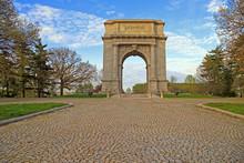 National Memorial Arch In Morning Light