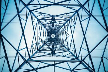 Fototapetaelectricity pylon