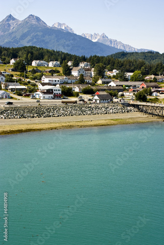 Foto op Plexiglas Landschappen Alaska - Enjoy The Beautiful View Of Haines Borough - Travel Destination
