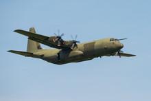 C130 Hercules Transport Aircraft