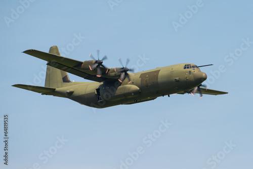 C130 Hercules transport aircraft Fototapeta