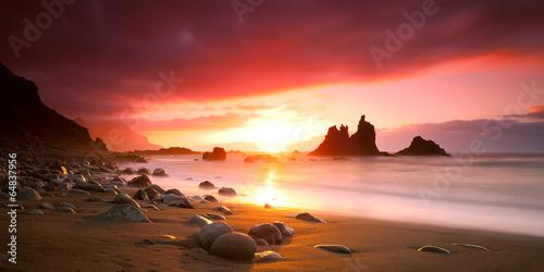 Fotografia  Teneriffa Sunset