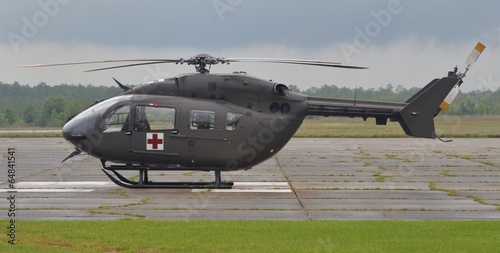 Tuinposter Helicopter UH-72A Lakota Light Utility Helicopter