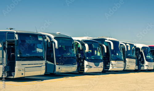 Touristic buses