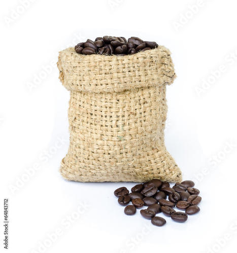 Photo Stands Coffee beans coffee beans.