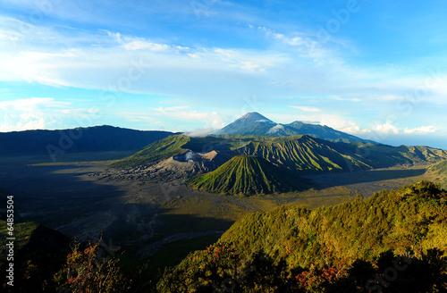 Foto op Plexiglas Indonesië Mt. Bromo Volcano, Indonesia