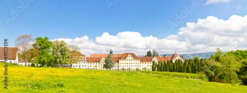 Fotografie, Obraz  Schloss Salem am Bodensee - Panorama