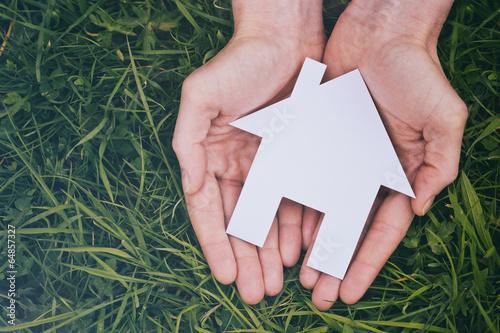 Fotografía  Buy or Build a New Home